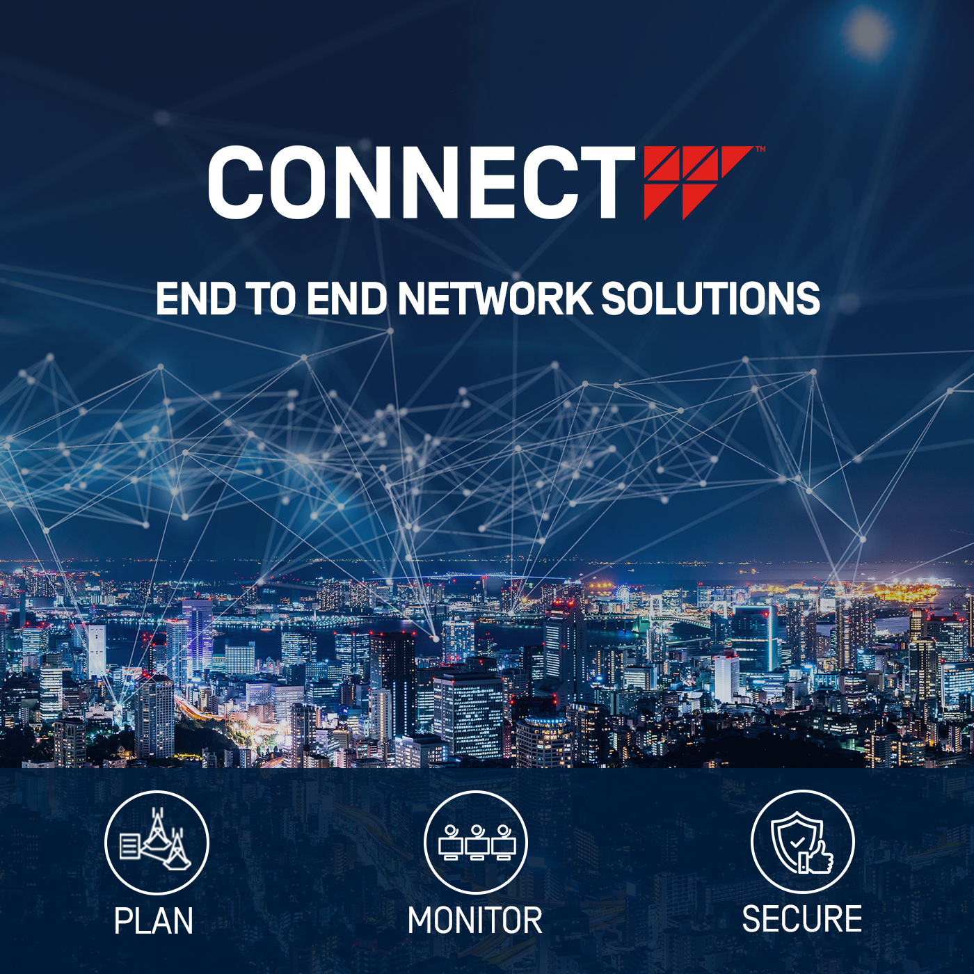 CONNECT44 Group joins Ericsson Industry 4.0 partner program for Professional Services Partners as a System Integrator.
