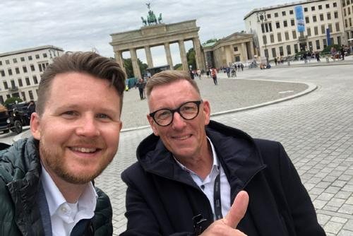 Our sales team grows | Matthias Schmelich joins Connect44 as Senior Sales Manager
